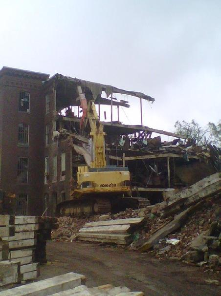 McConnell Enterprises Demolition